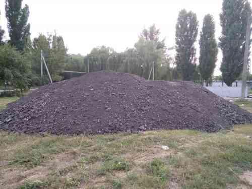В Павлограде из старого асфальта создается ландшафтный парк?