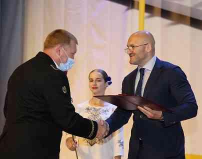 Областной совет наградил шахтеров Западного Донбасса