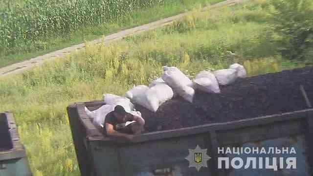 Полиция устанавливает членов банды,  грабивших товарняки в Запорожской области