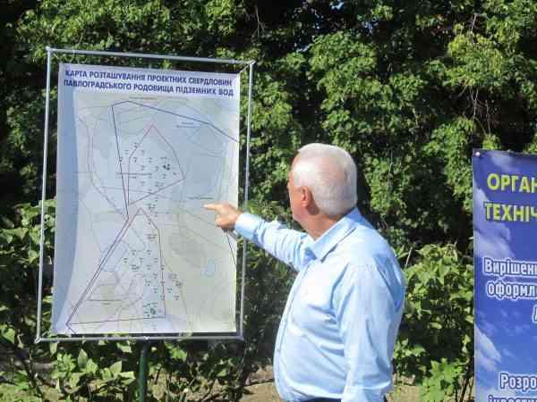 Чистую воду Павлоградского водозабора будут закачивать в водопровод, только при начале второго потопа