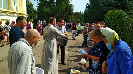 Павлоградцы медом спасаются от злости, зависти и авитаминоза