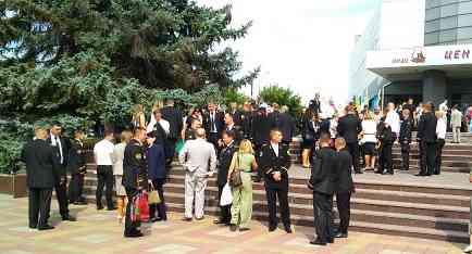 Западный Донбасс начал праздновать День Шахтера