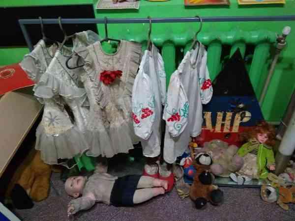 """Музей """"У Деда"""" в Павлограде: здесь дети узнают правду о войне"""