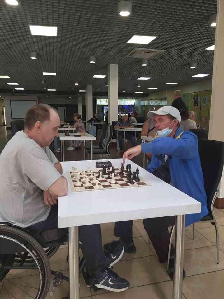 Спортсмены-инвалиды в Павлограде посвятили свои победы 30-летию независимости Украины