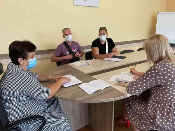 Словакія допоможе переселенцям у Павлограді