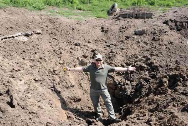 На Павлоградском химзаводе испытывают осколочно-фугасный снаряд для САУ «Богдана»