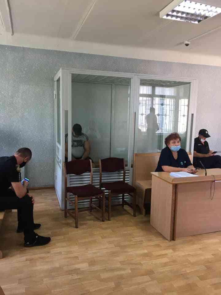 Вдова убитого Михаила Солонского  пообещала павлоградским следователям страшную участь