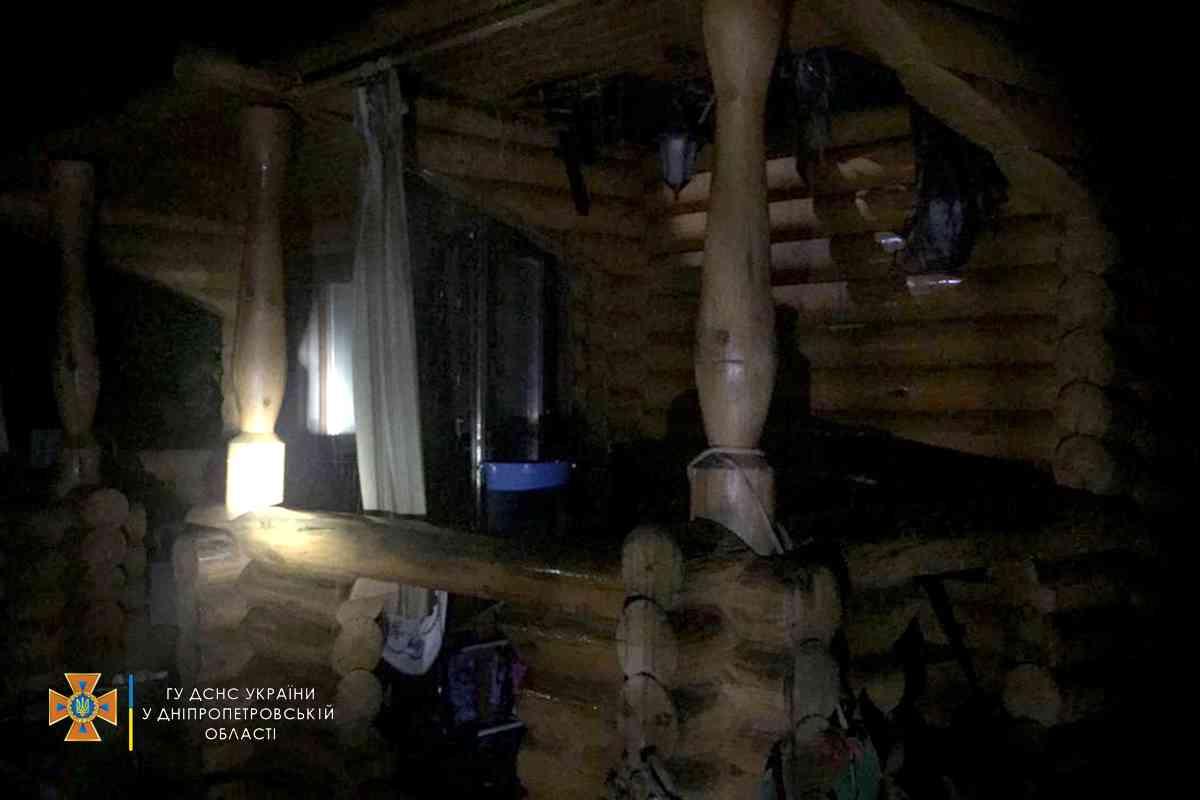 С легким паром: в Павлограде сгорела баня