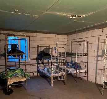 За 50 гривен в день запуганные украинцы, без паспортов, работали в полях от зари до зари