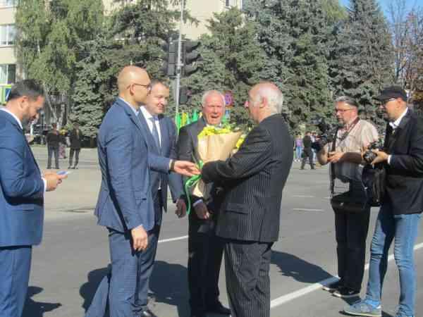В Павлограде начались празднования по случаю 237-го Дня его рождения
