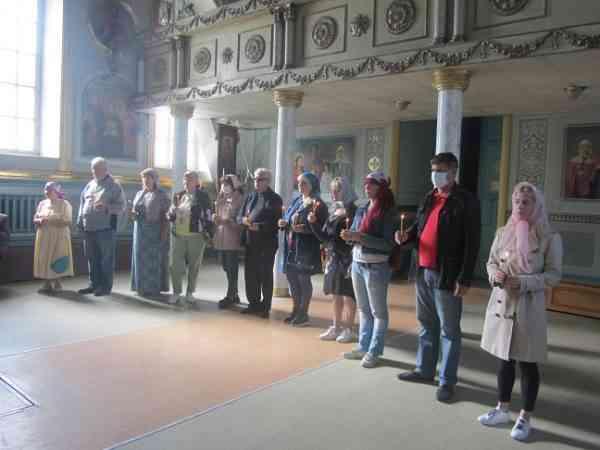 В Павлограде помянули журналистов и правду