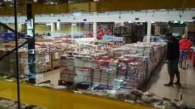 В Павлограде открылся магазин «Mere», но от низких цен первые покупатели не пьянеют