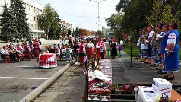 237-летний Павлоград с размахом отметил свой день рождения