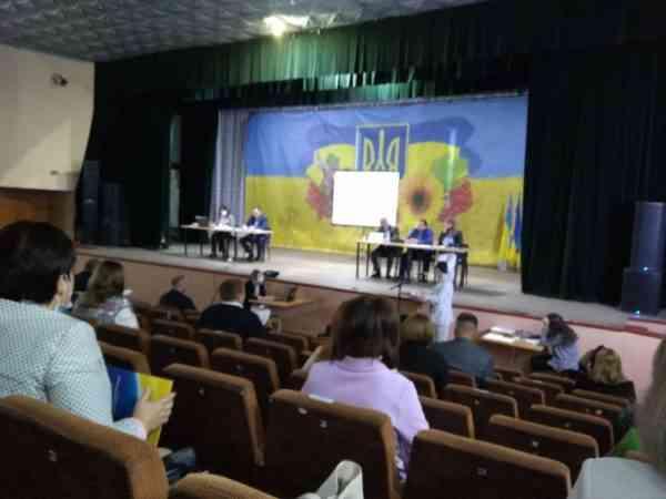 Депутаты Терновки тепло поздравили Татьяну Тагиеву с новой должностью