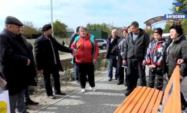 Село Богуслав постепенно переходит на потребление солнечной энергии?