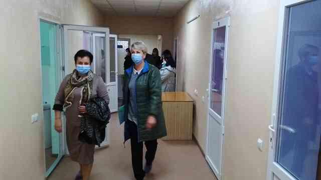 В такой уютной больнице и стены способны лечить, - пусть павлоградские мамы помнят об этом
