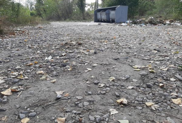 """Жителей Павлограда намерены штрафовать за превышение нормы негабаритных отходов, - """"Муниципальная варта"""" действует"""